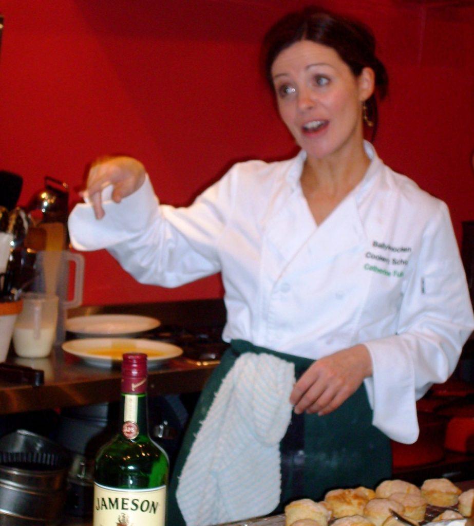 Kokkeskole i Irland