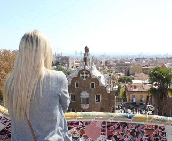 Udsigtsfoto til artikel: Oplev Barcelona på tre dage