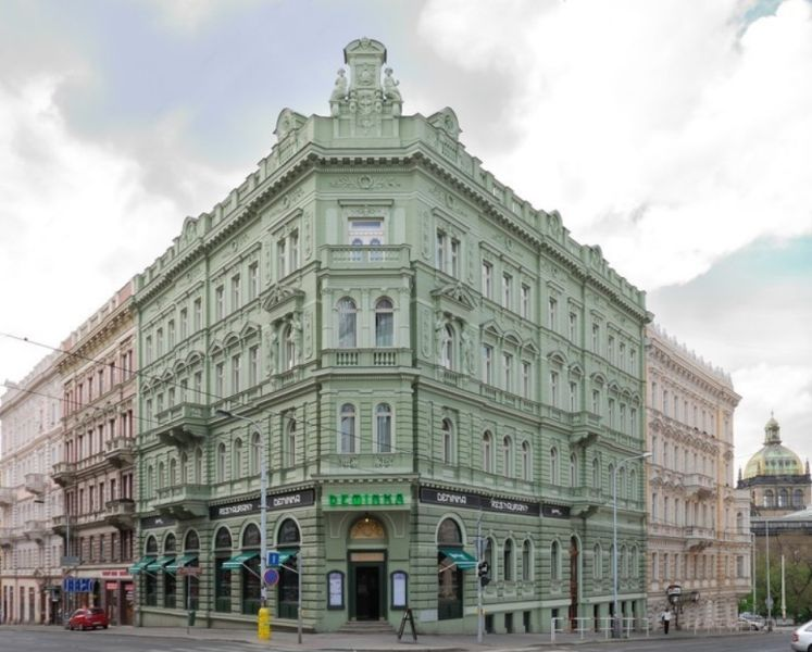Deminka Palace, et hotel i Prag