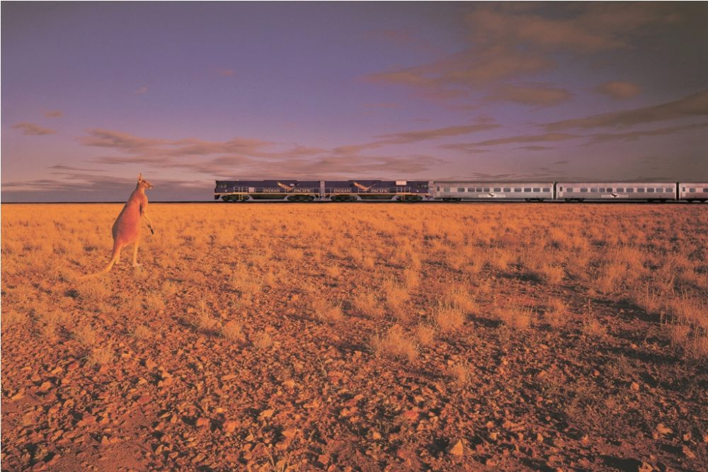 Foto: Indian Pacific