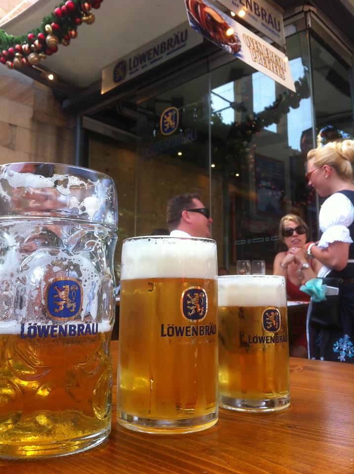 Foto: Bettina Brink. Bavarian Bar
