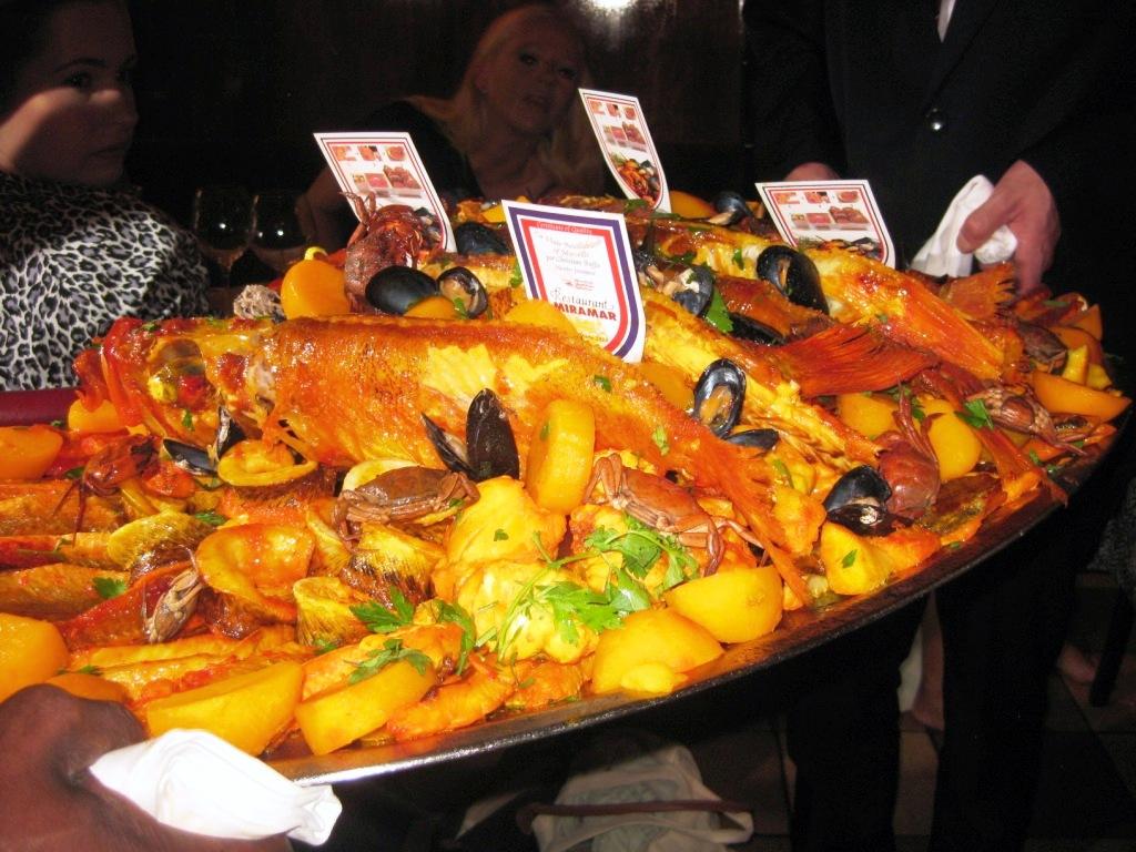 Skaldyr er noget af det mad i Marseille, der er rigtig lækkert