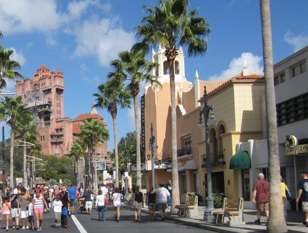 Hollywood Studios er en af Disney Worlds parker i Florida.