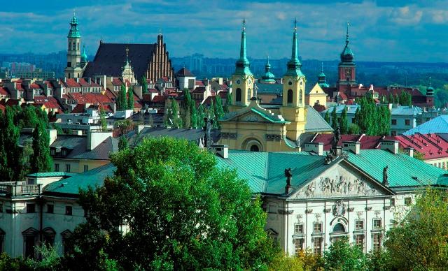 Billigste hovedstad i Europa: Warszawa
