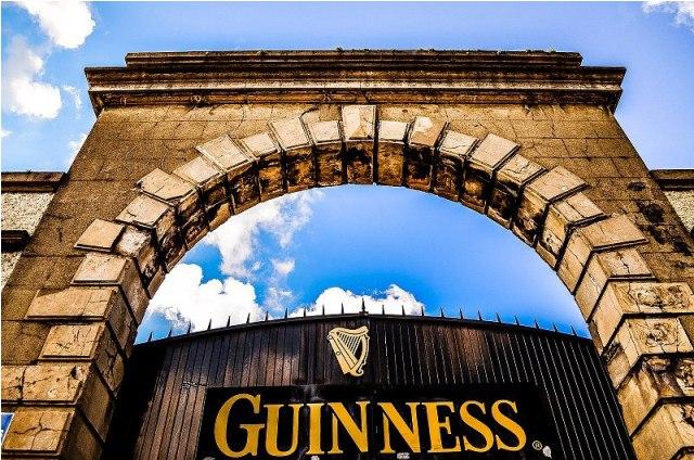 St James Gate Dublin