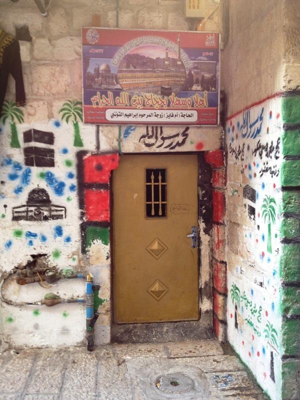 Fra det arabiske kvarter
