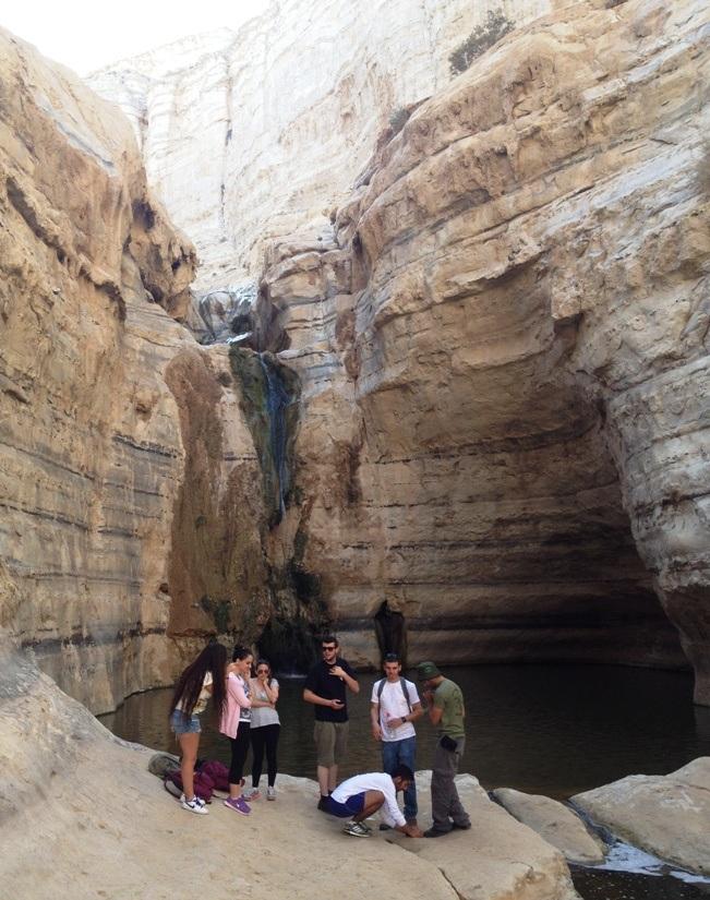 Nationalparken Avdat