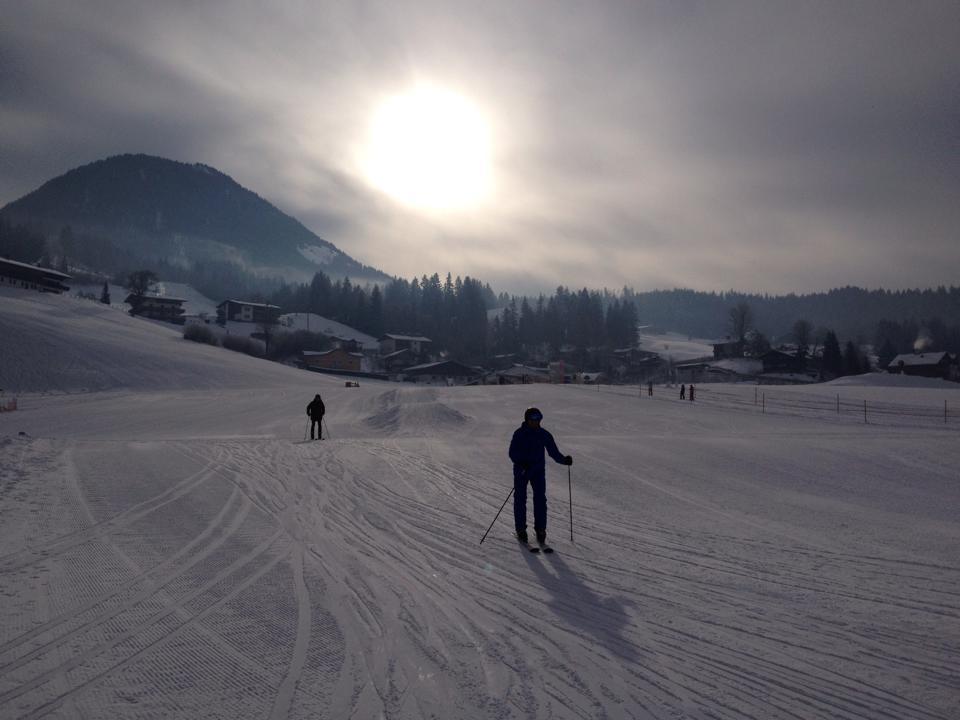 Undgå skiskader på løjpen