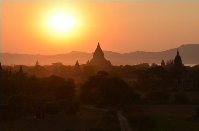 Templer som dette er noget af det, du vil opleve på din Myanmar rejse