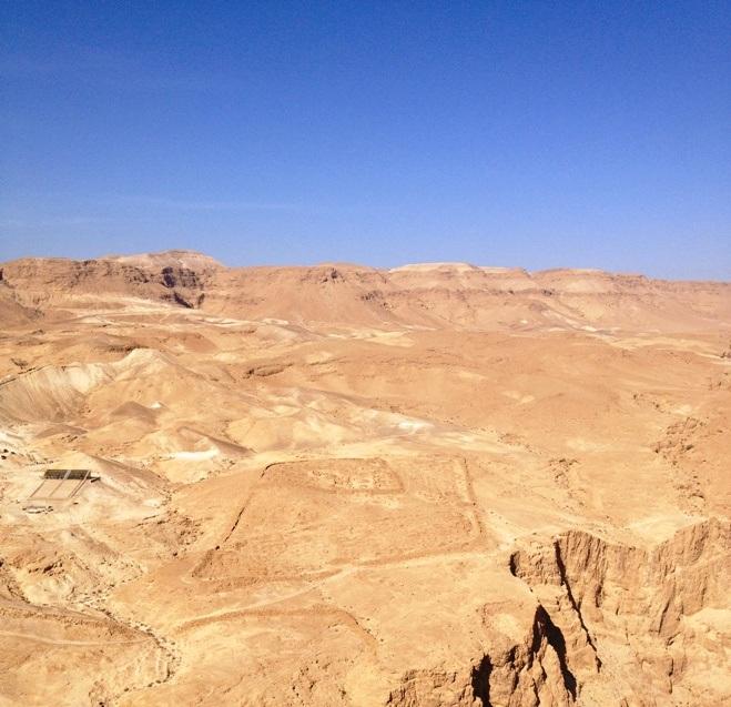 Romersk lejr Masada