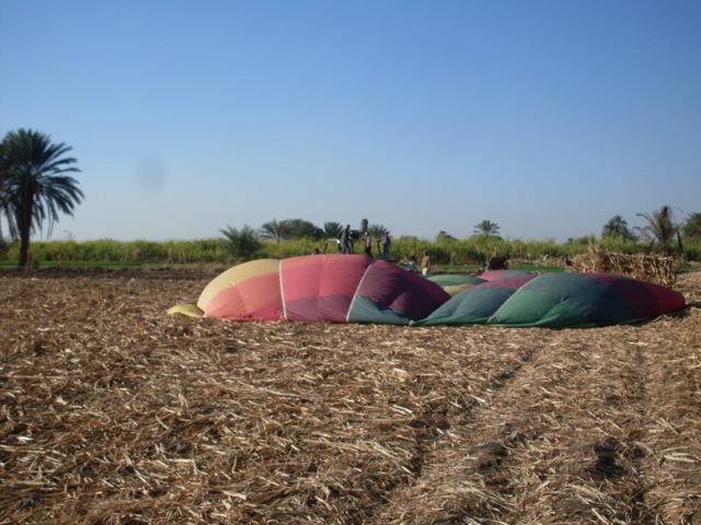 Luftballon Luxor