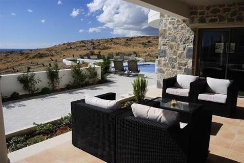 Foto af villa i Lagkada
