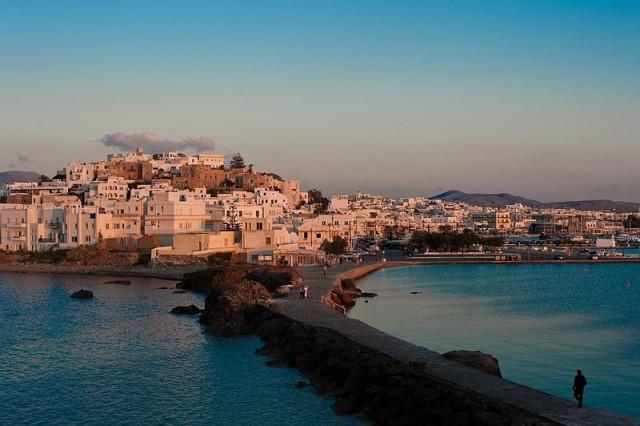 Bedste ferieøer i Europa: Naxos