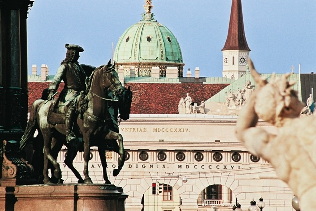 Wien Parlament ©WienTourismus / Karl Thomas