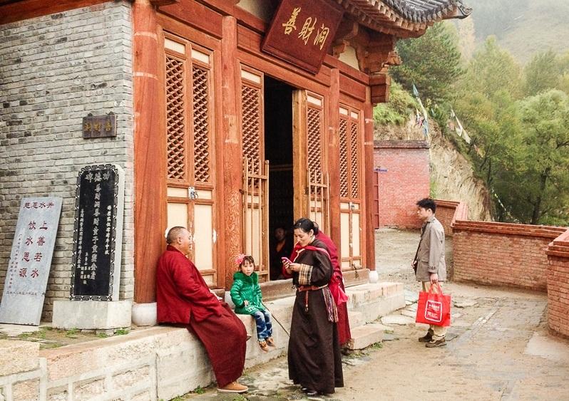 Attraktioner i Kina: Wutaishan