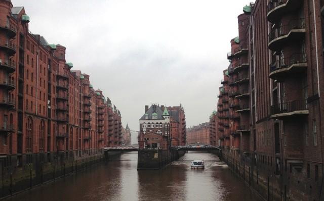 Restaurant i Hamborg: Wasserschloss