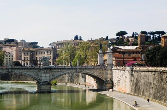 Foto af Vittorio bro