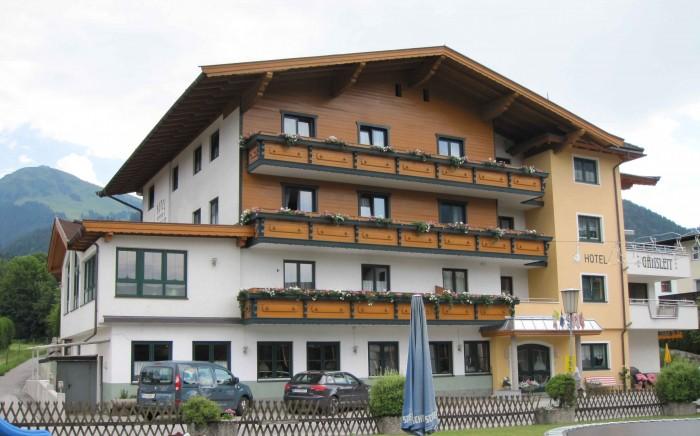 Foto Hotel Gänsleit