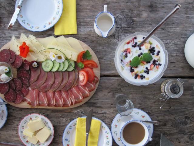 Tips til Østrig - morgenmad
