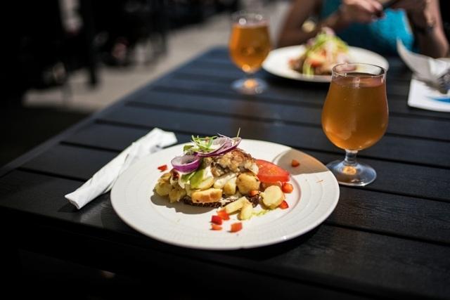Røgeriet er et af de spisesteder på Bornholm, du skal prøve