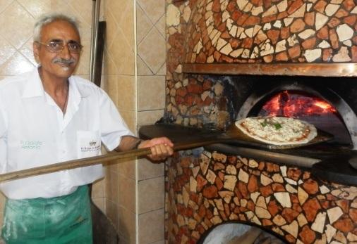 Bedste pizza Napoli