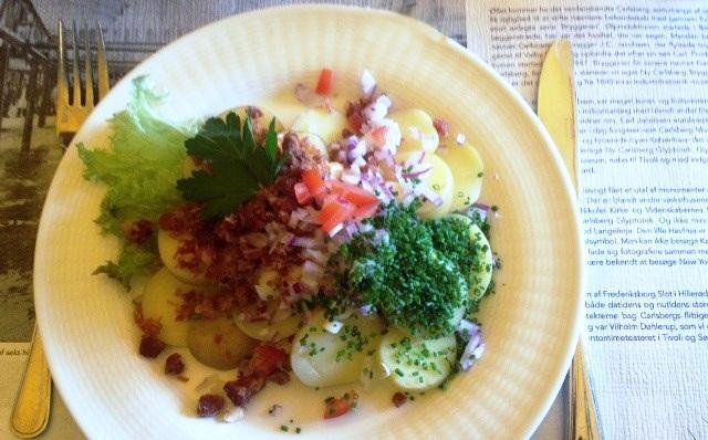 Kartoffelmad på Ravelinen i Kbh