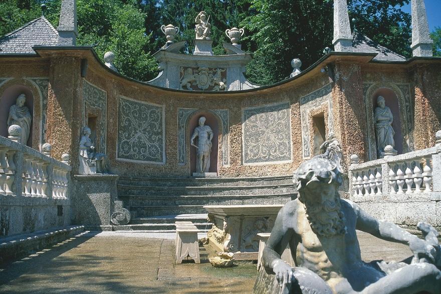 Hellbrunn Wasser