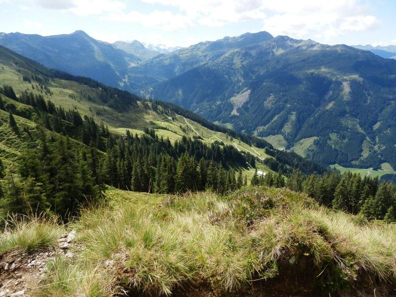Kitzbüheler Alpen bjergvandring