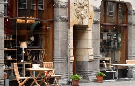 Butikker i Malmø