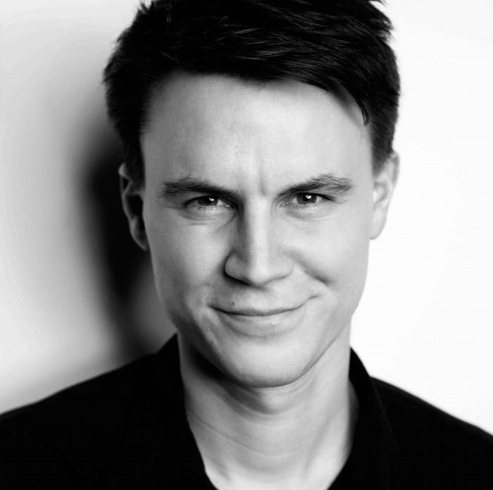 Forfatter Morten Møller