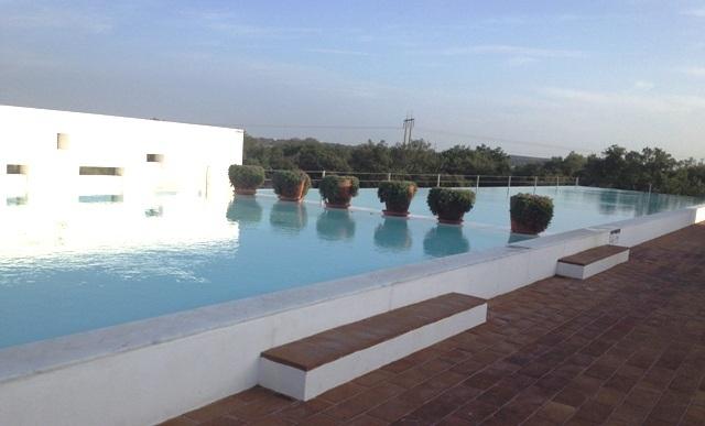 Pool Ecorkhotel