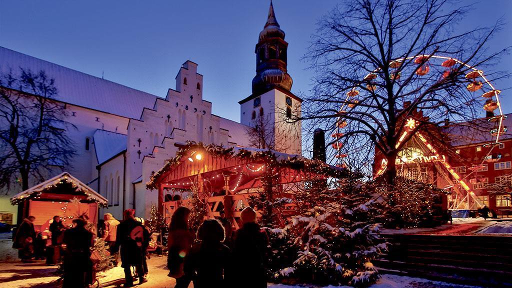Julemarkeder i Nordjylland: Aalborg