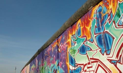 Berlinmurens fald