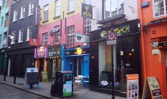 Huse i Dublin til artikel om at bo gratis