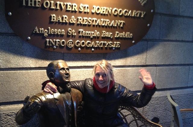 Oliver St John Gogarty Bar