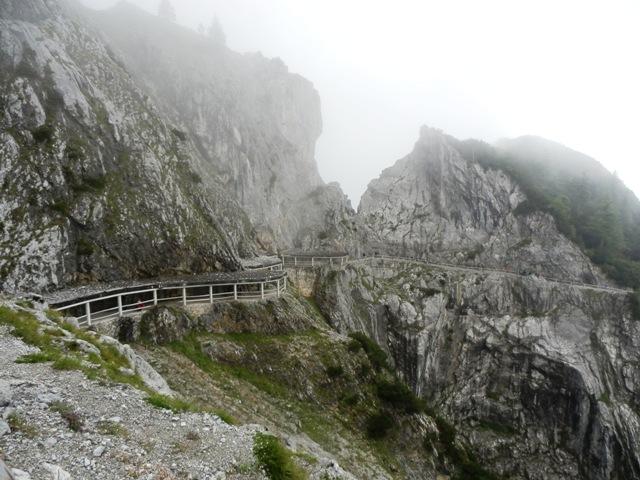 Vejen til Eisrisenwelt