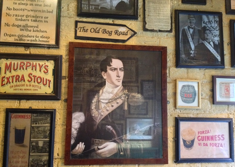 The Old Storehouse i Temple Bar, Dublin
