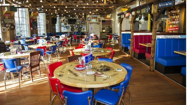 Børnevenlige spisesteder i London