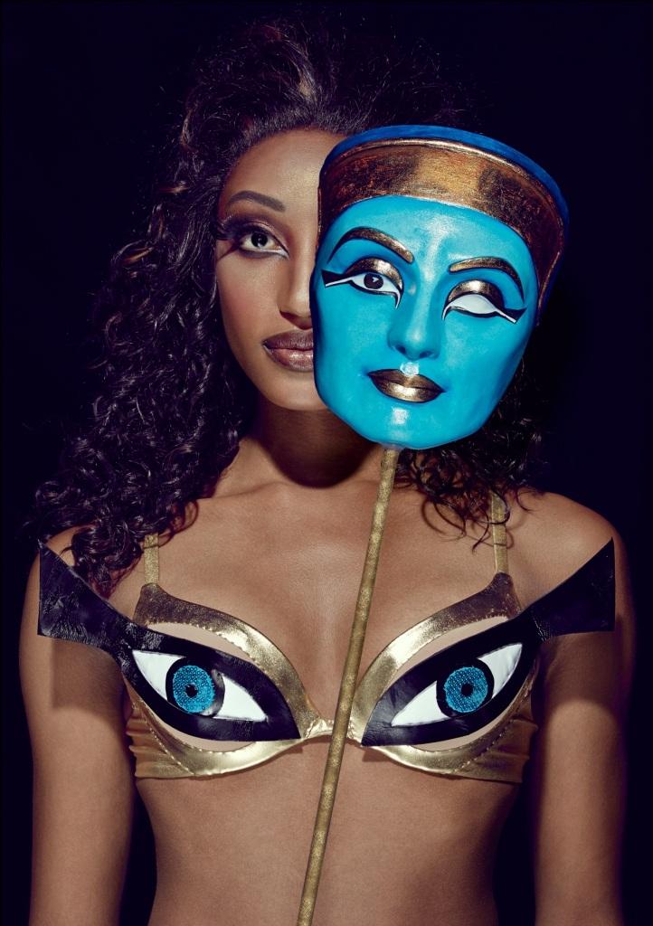 Nefertiti i The Wyld. Foto: Robert Grischek