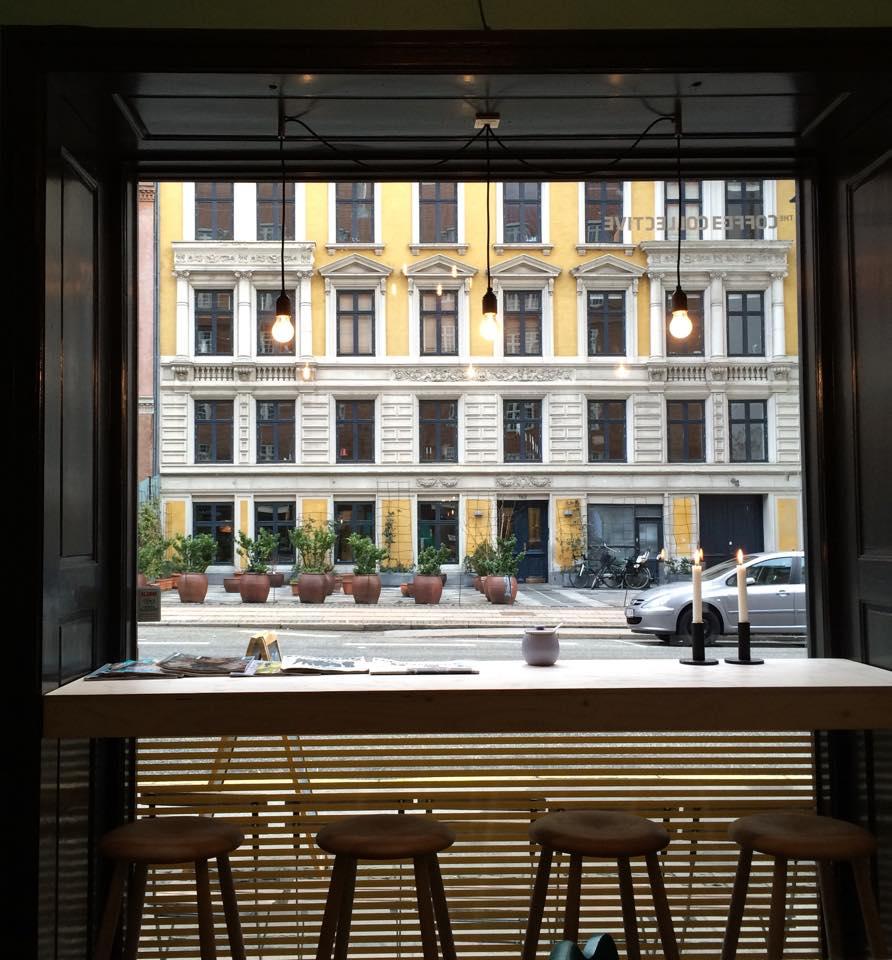 Gode cafeer i København: Frede & Vester's