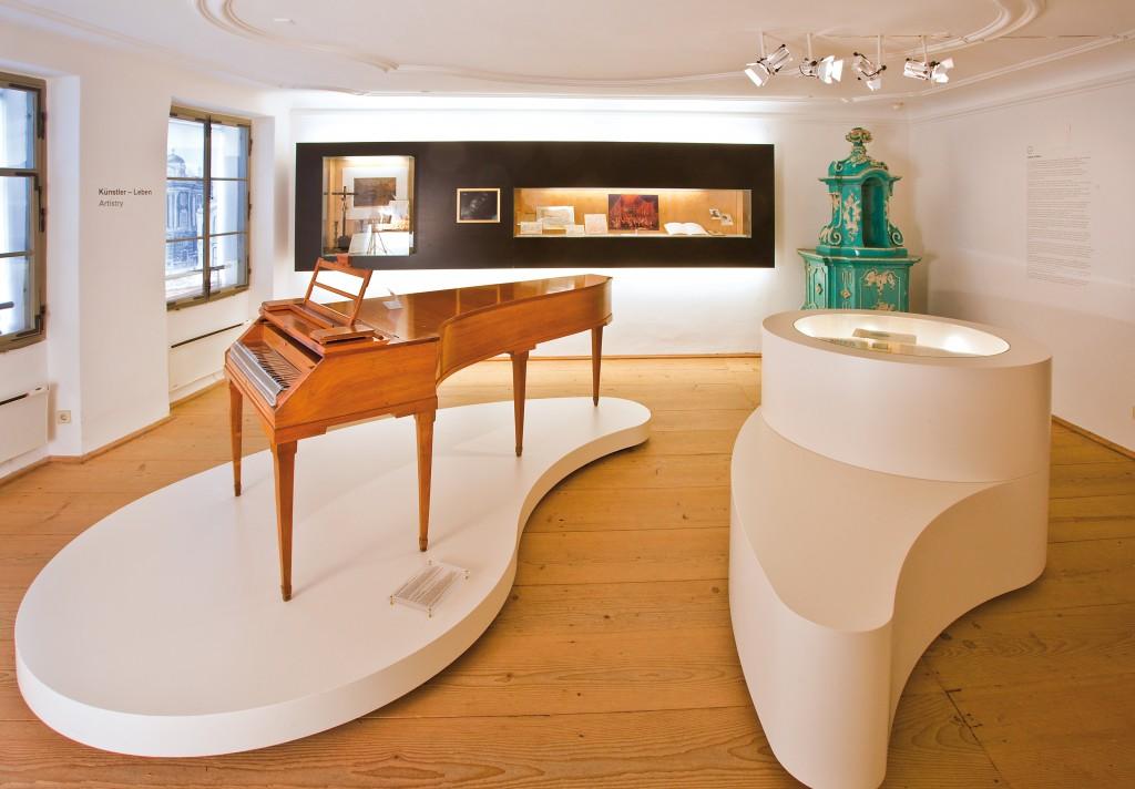 Ferie i Salzburg indbefatter besøg på Mozarts Museum