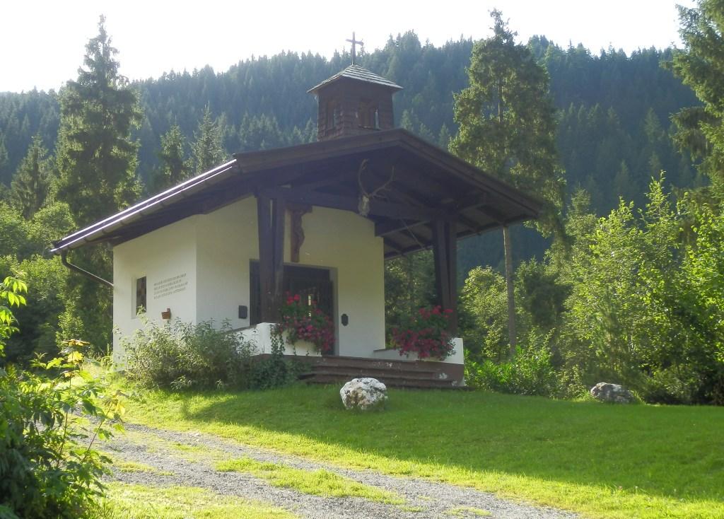 Gasthaus Bergsteins kapel
