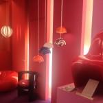 Pantonmøbler på Designmuseum Danmark
