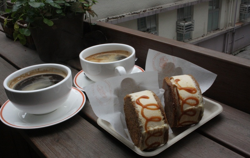 Elephant er en af de skønne cafeer i Hong Kong