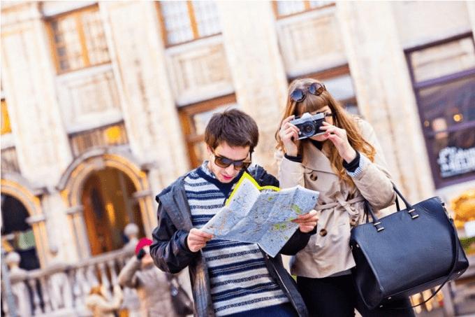 Turister i Bruxelles