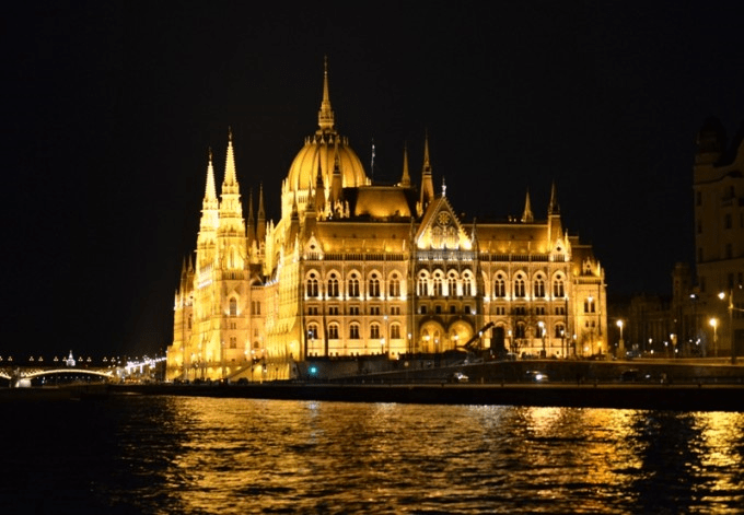 Borg i Budapest
