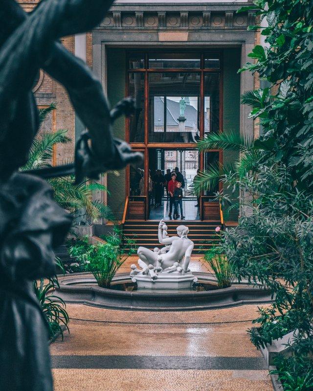 Museer med gratis adgang i København