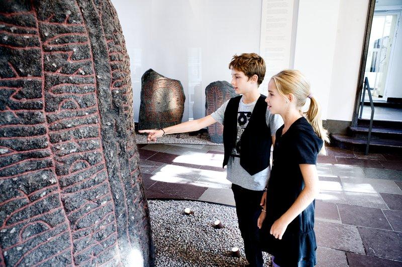 Nationalmuseet, foto til artikel om museer i København