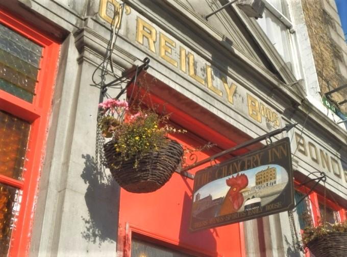 O'Reilly Pub i Dublin