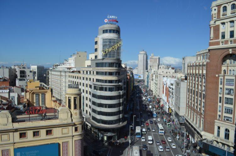 Gourmet Eperience i Madrid